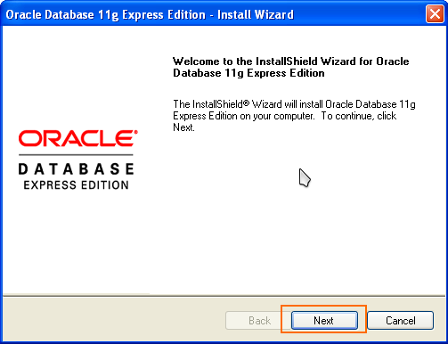 Introducción al asistente de instalación - Oracle Data Base 11g