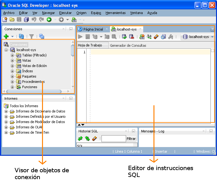 Oracle DataBase Server Express Edition 11g | Jean Mazuelos