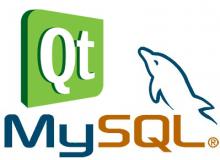 Mysql -QT5