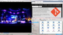 Tiling en KDE