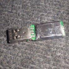 Soldando un dispisitivo de memoria USB